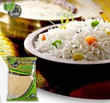 leela steam rice 1121