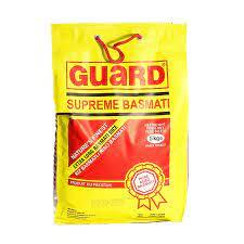 Guard supereme basmati rice