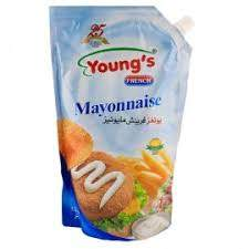 Youngs mayonisese