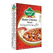 mehran masla butter chicken