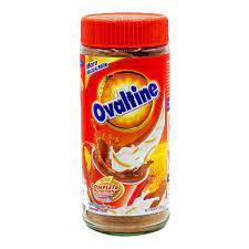 Ovaltine choclate jar