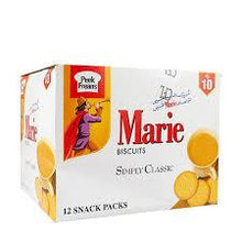Marie Snack Pack Box