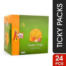 Butter Puff Vege Ticky Pack Box