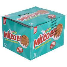 Milcolu Bar Pack Box