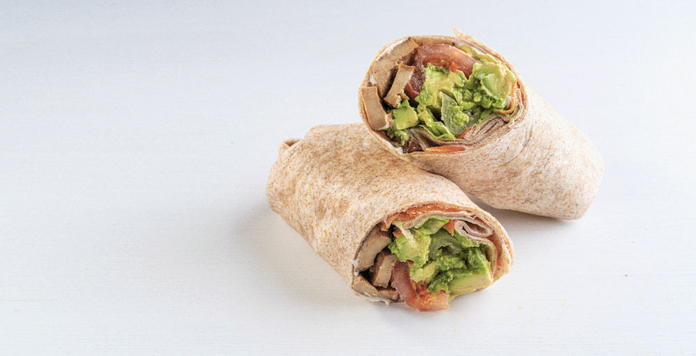 Delicious Wraps - All Natural and GMO Free