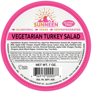 Load image into Gallery viewer, Veg Turkey Salad