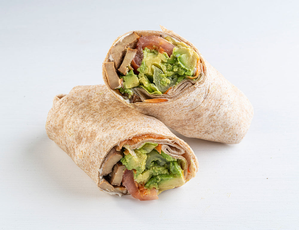 "Avocado ""Bacon"" Wrap"