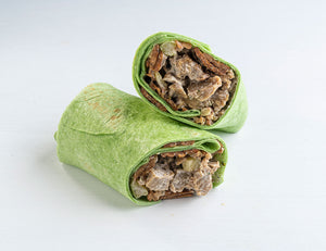 Bacon/Ranch Chick'n Wrap - Sunneen Health Foods