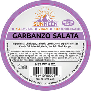 Load image into Gallery viewer, Garbanzo Salata