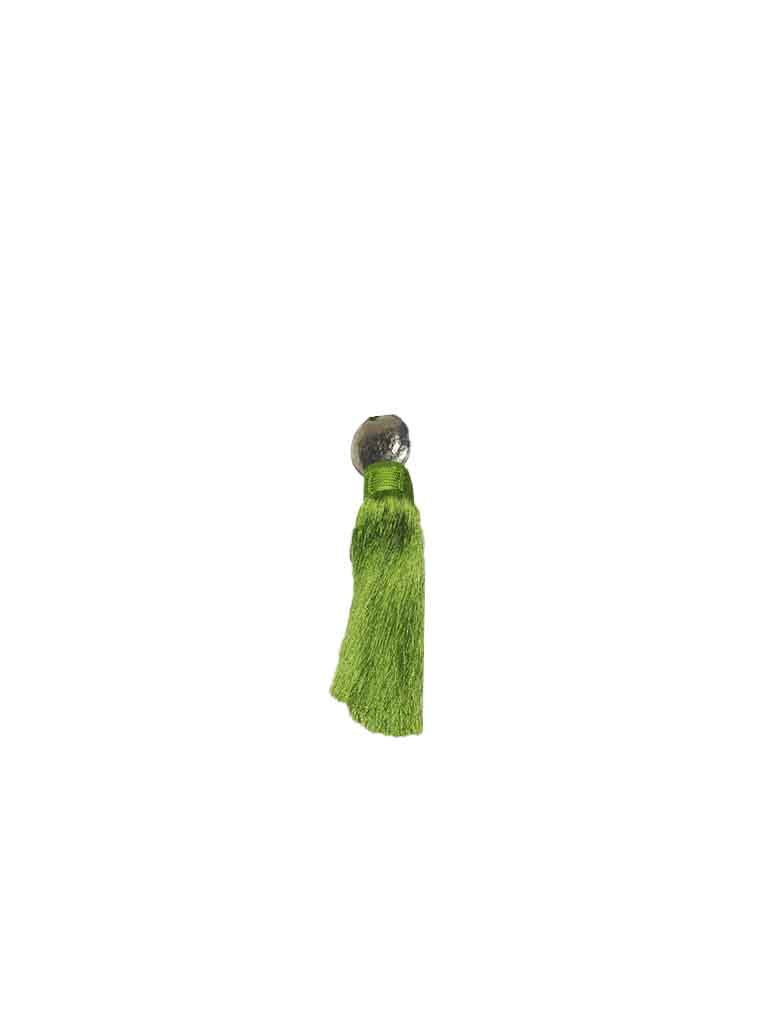 Akilah colored tassels (metal head)