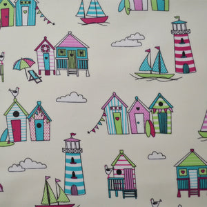 At The Beach Oilcloth