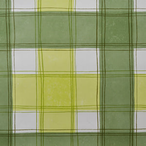 Checkers Green Vinyl