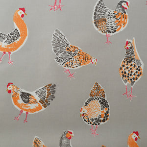 Chicken Oilcloth
