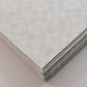 White Paper Table Cover x 25