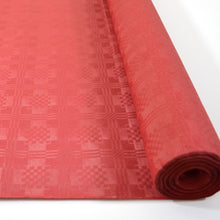 Load image into Gallery viewer, Burgundy 25m Paper Banquet Roll - Burgundy