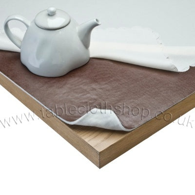 Extra Wide Felt Backed Table Protectors