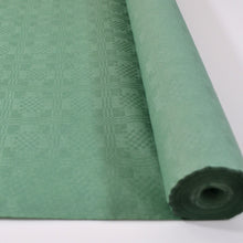 Load image into Gallery viewer, Green 25m Paper Banquet Roll - Green
