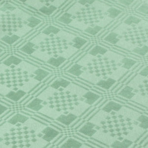 Green 25m Paper Banquet Roll - Green