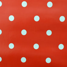 Load image into Gallery viewer, Red Polka Vinyl