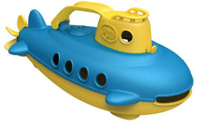 Load image into Gallery viewer, Green Toys Submarine ReLoooP Toys
