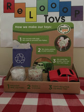 Load image into Gallery viewer, Green Toys how we make our toys ReLoooP Toys