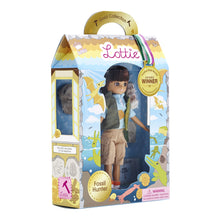 Load image into Gallery viewer, Lottie Dolls Fossil Hunter Lottie