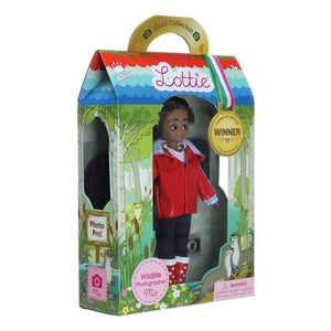Lottie Dolls Wildlife Photographer Mia