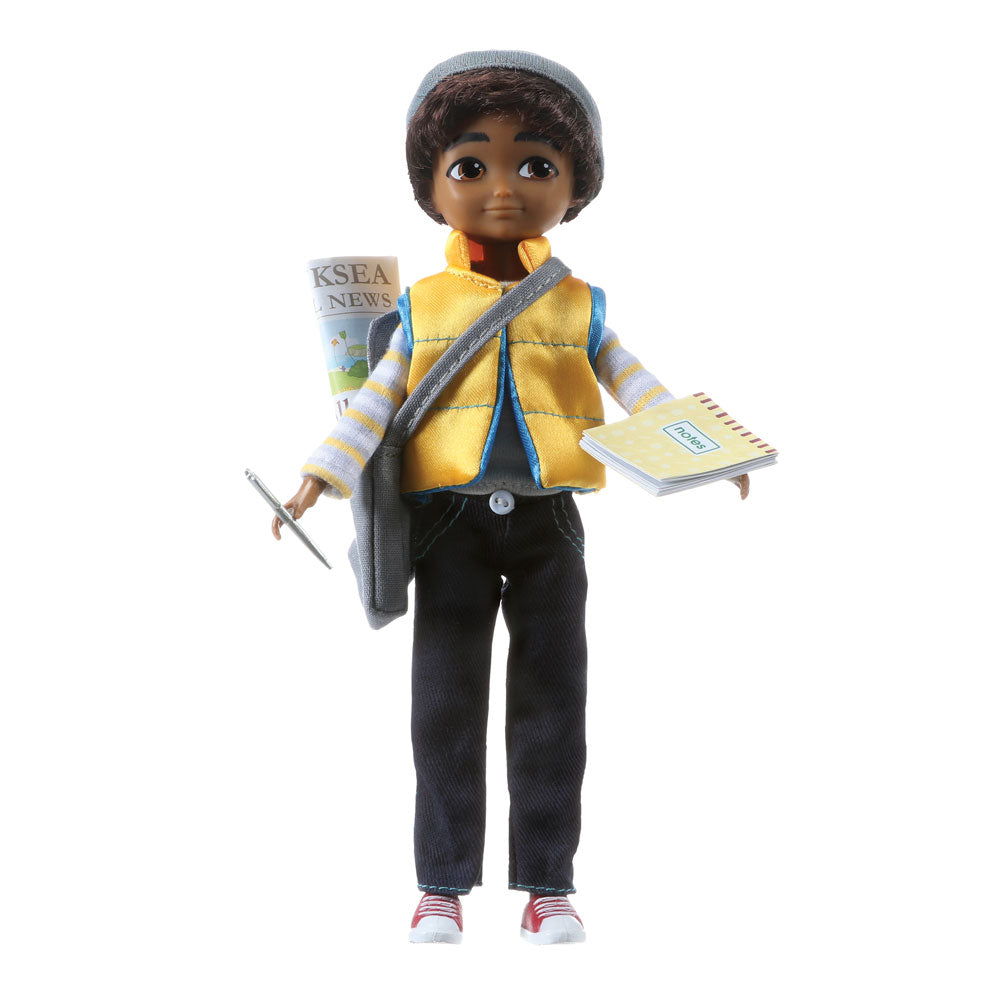 Lottie Doll Junior Reporter Sammi