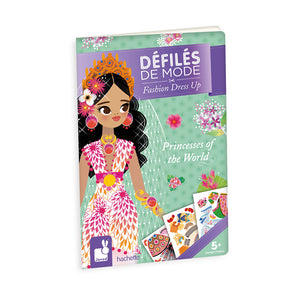 "DÉFILÉS DE MODE"" DRESS UP PRINCESSES OF THE WORLD ReLoooP Toys"