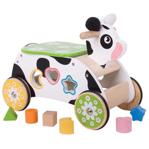 Ride on Cow Bigjigs