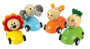 Bigjigs Pull Back Racing Animal