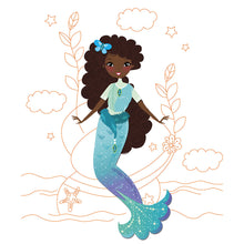 "Load image into Gallery viewer, DÉFILÉS DE MODE""  DRESS UP MERMAIDS ReLoooP Toys"