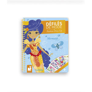 "DÉFILÉS DE MODE""  DRESS UP MERMAIDS ReLoooP Toys"
