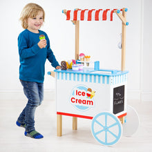 Load image into Gallery viewer, Ice Cream Cart
