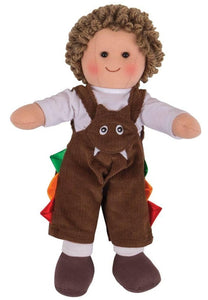 Bigjigs Jack Doll - Small