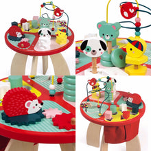 Load image into Gallery viewer, Janod Activity Table - Baby Forest *contact us for delivery date*