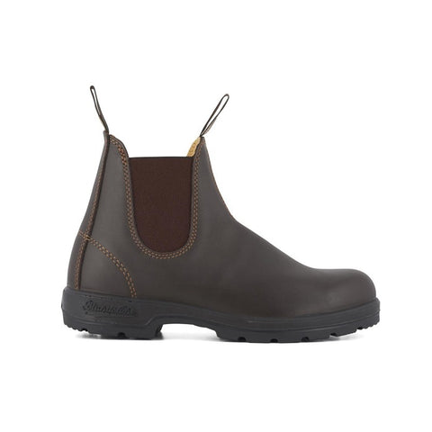 BLUNDSTONE CLASSIC CHELSEA BOOTS 550 - WALNUT BROWN