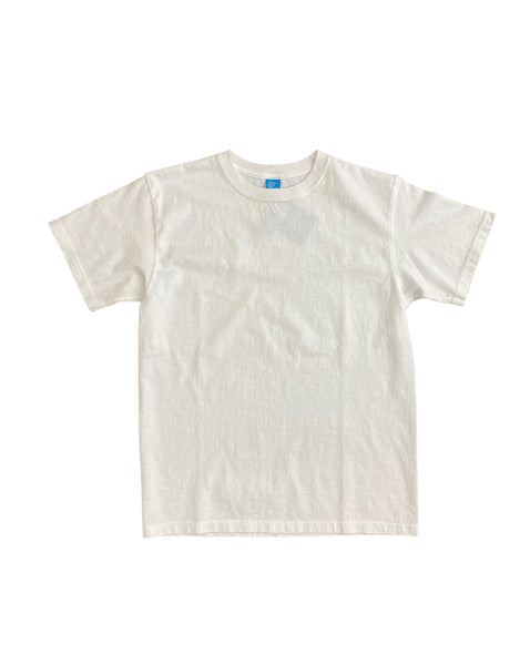GOOD ON SHORT SLEEVE CREW TEE - WHITE