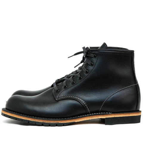 RED WING SHOES IRON RANGER 9414 - BLACK FEATHERSTONE