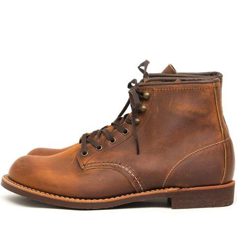 RED WING SHOES BLACKSMITH 3343 - COPPER ROUGH & TOUGH