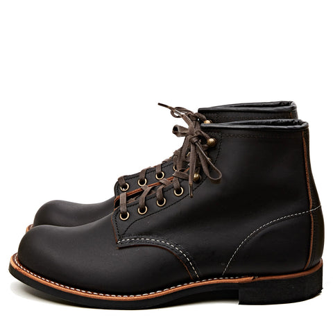 RED WING SHOES BLACKSMITH 3345 - BLACK PRAIRIE