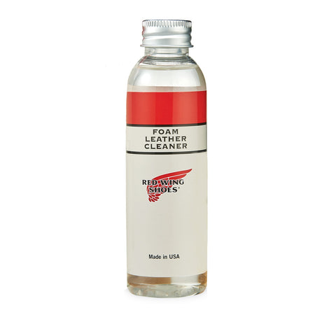 RED WING SHOES FOAM LEATHER CLEANER 91025
