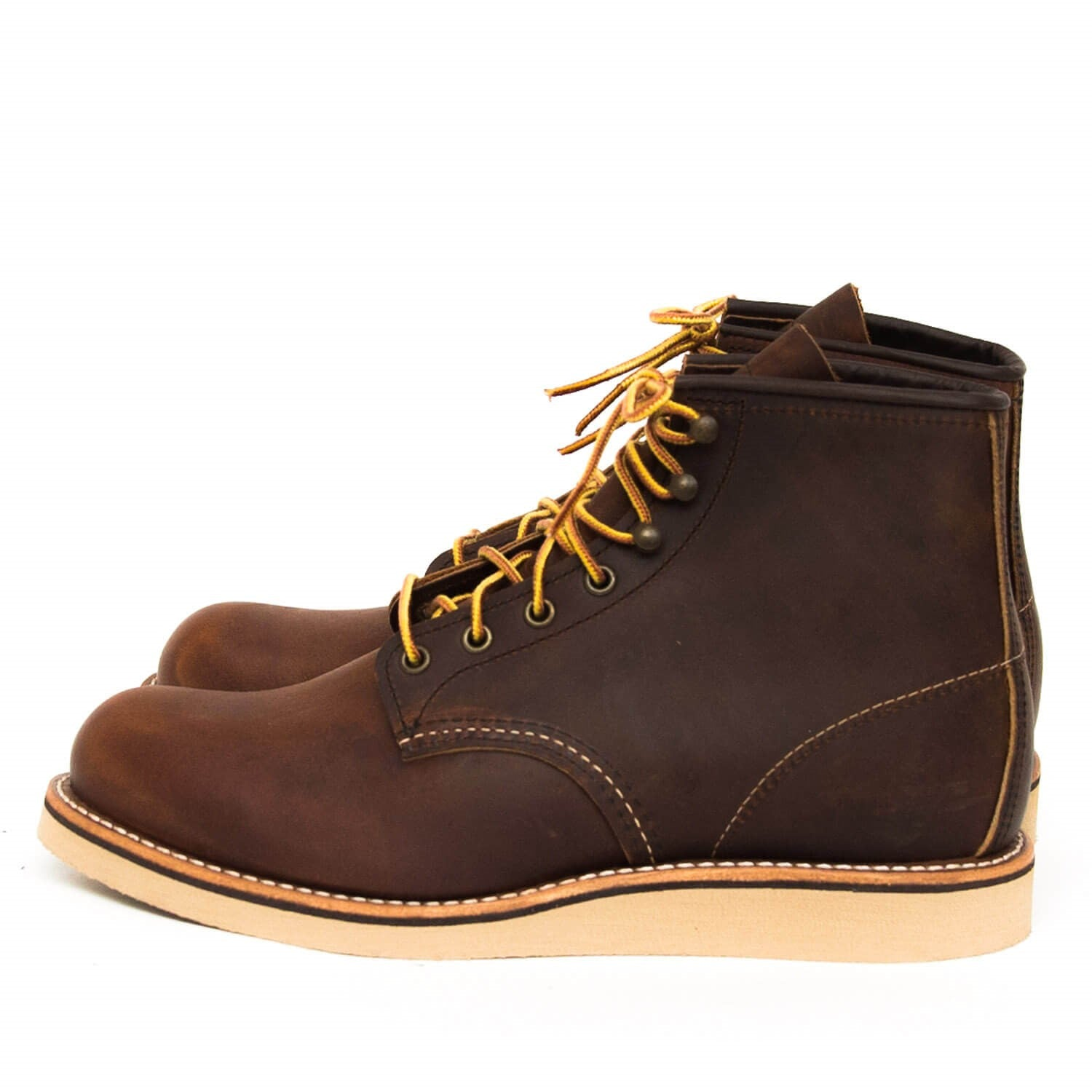 RED WING SHOES ROVER 2950 - COPPER ROUGH & TOUGH
