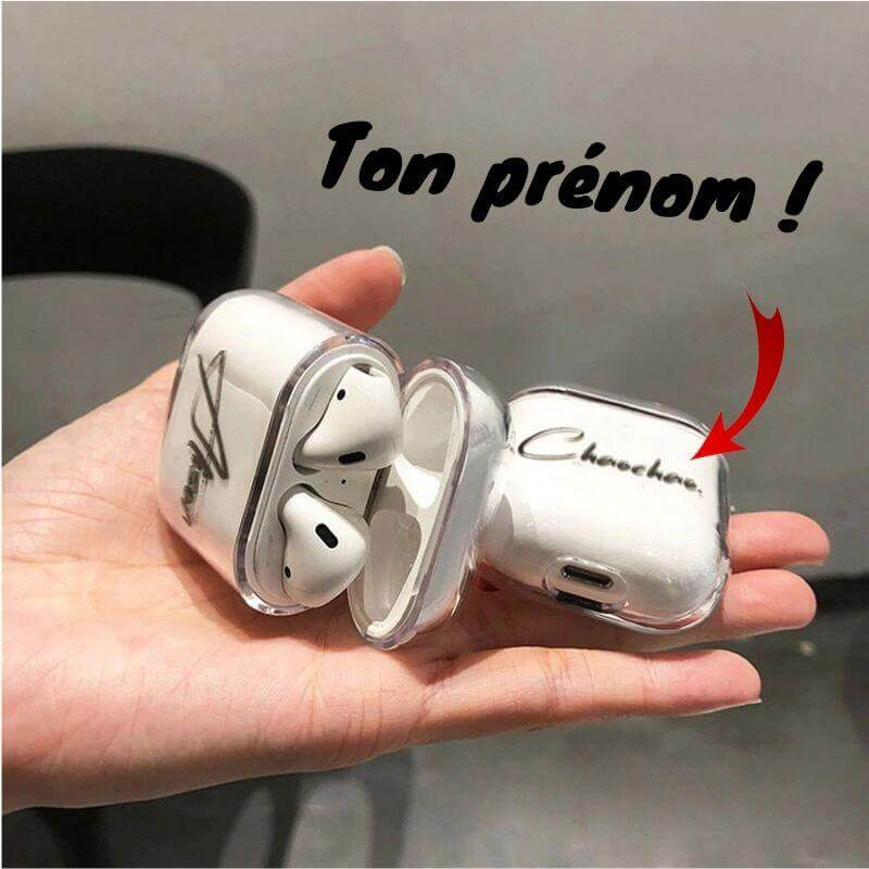 Coque Airpods Personnalisable