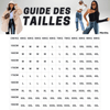 guide des tailles Marsha