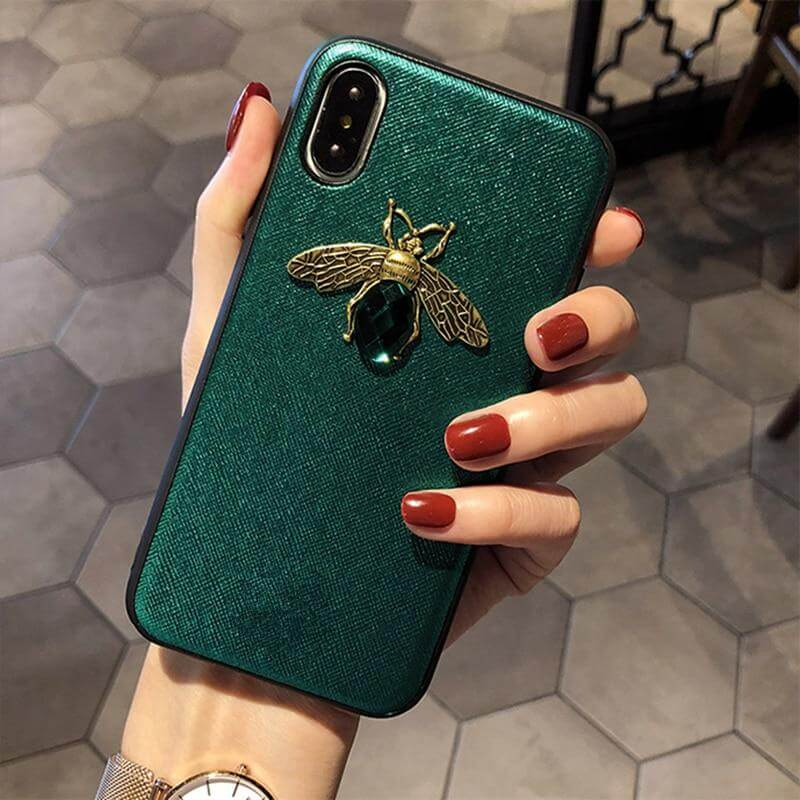 Coque iPhone Abeille
