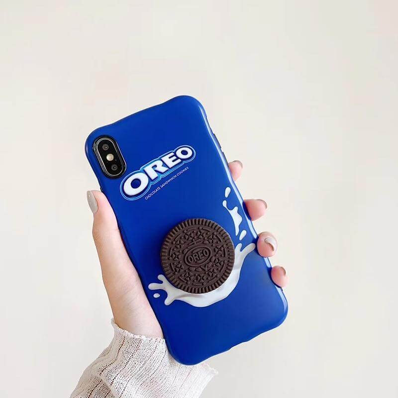 Coque iPhone Oreo