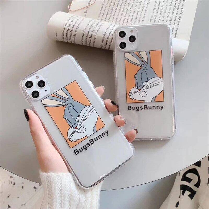 Coque iPhone Bugs Bunny