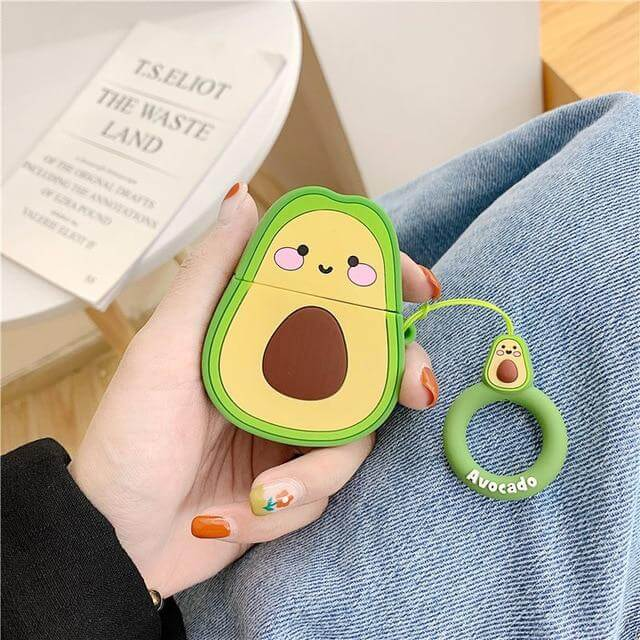 Coque Airpods Avocat