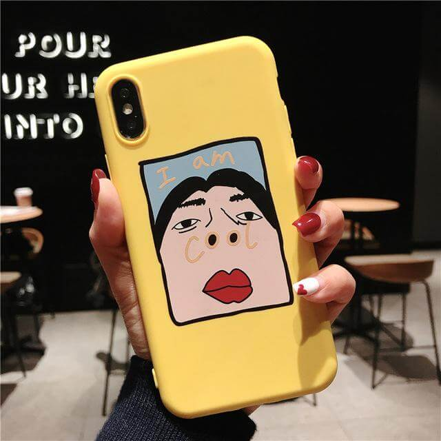 Coque iPhone Cool